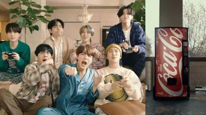 Terjawab Sudah Penyanyi Iklan Coca-Cola Indonesia, Big Hit Entertainment Konfirmasi Keterlibatan BTS