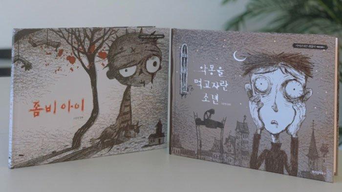 Buku Dongeng Zombie hingga Boneka di Drama KoreaIts Okay to Not be Okay Dijual,Cek Harga Satuannya