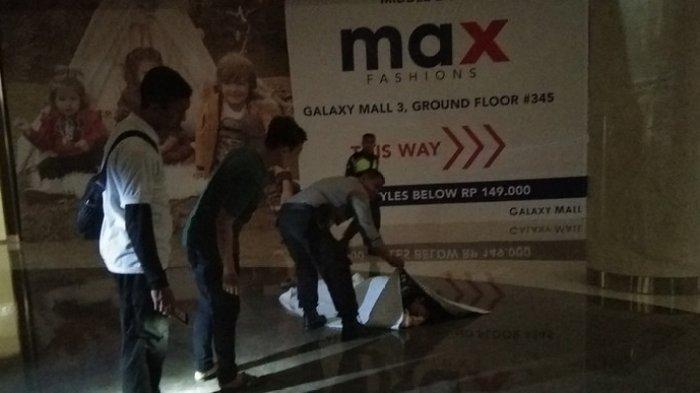 Kronologi Lengkap dan Detik-detik sebelum Bos Perlengkapan Bayi Bunuh Diri di Galaxy Mall 3 Surabaya