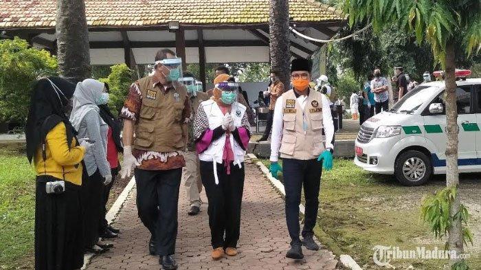 Bupati Ra Latif Perpanjang Masa Tanggap Darurat Bencana Wabah Virus Corona Covid-19 di Bangkalan