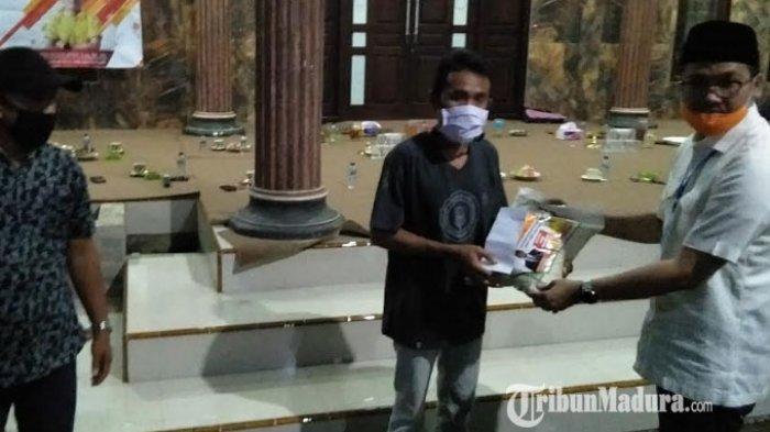 Atlet & Pelatih Drum Band Batalkan Semua Job di Tengah Corona, Bupati Bangkalan Beri Bantuan Sembako