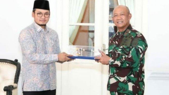 Bupati Bangkalan Ra Latif Terima Kunjungan Kerja Danlantamal V Surabaya di Pendapa Agung Bangkalan