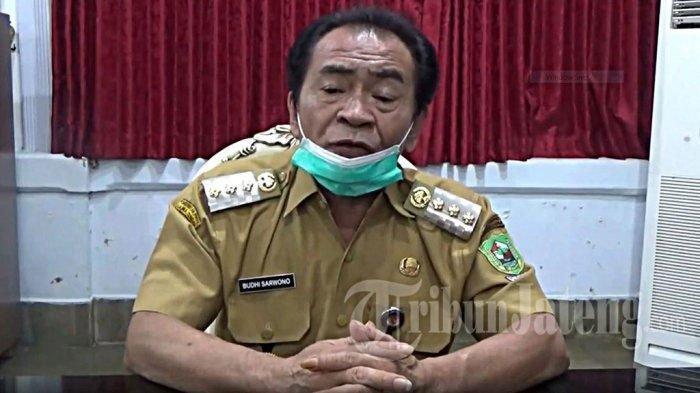 Profil Bupati Banjarnegara Budhi Sarwono, Sosok yang Izinkan Warganya Gelar Hajatan Saat Pandemi