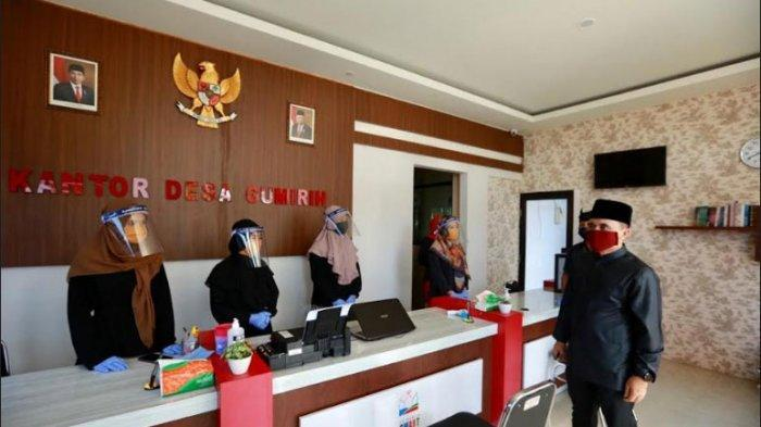 Cek Kesiapan New Normal Pelayanan Publik, Bupati Banyuwangi Keliling Kantor Desa dan Kecamatan