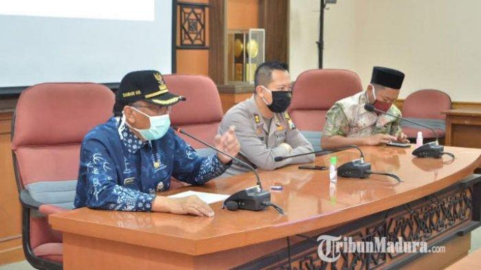 PSBB Gresik Jilid 2, Pemkab Sebar 1200 Personel TNI-Polri, Efektivitas 16 Check Point Nonstop 24 Jam