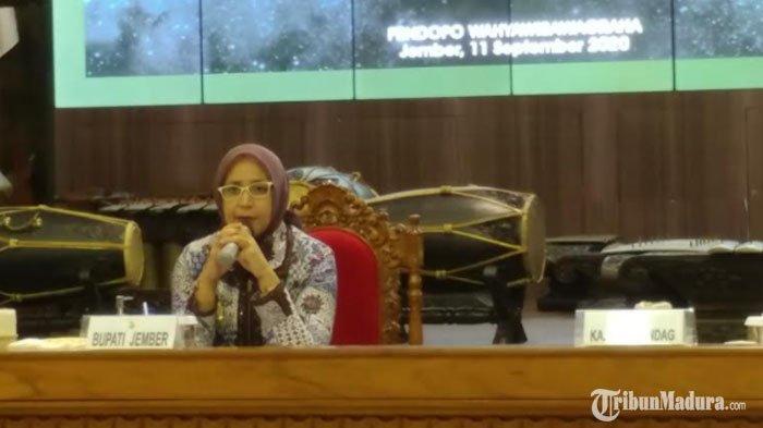 Bupati Jember Tanggapi Surat Teguran dariMendagri Tito Karnavian,Faida:Saya Menyadari Itu