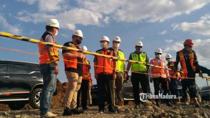 Bandara Kediri Ditargetkan Mulai Beroperasi Awal 2023, Bupati Ingin Bangun Embung Cegah Banjir