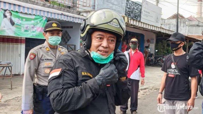 Pembatalan PSBB di Malang Mendekati Kenyataan, BupatiMuhammad Sanusi YakinCovid-19 Bisa Ditekan