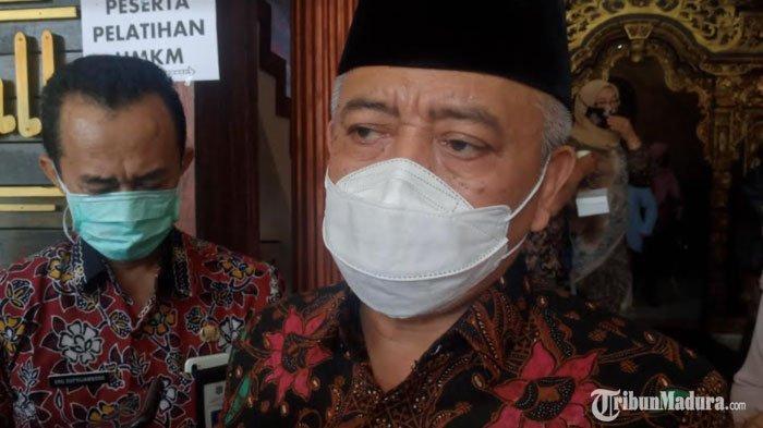 Kasus Covid-19 di Kabupaten Malang Makin Bertambah,BupatiSanusi Sebut PSBB Masih Belum Perlu