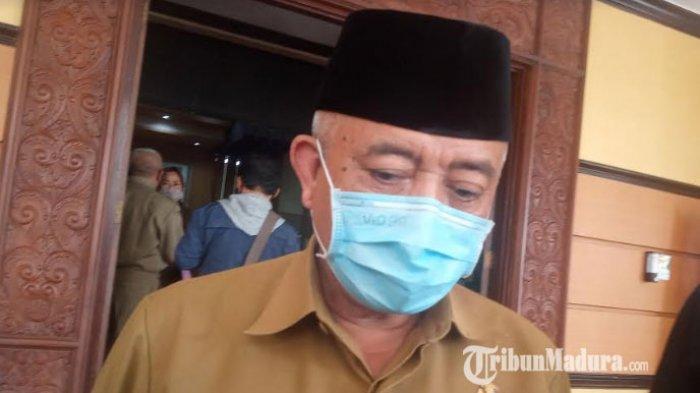Kasus Covid-19 di Kabupaten Malang Belum Turun, Bupati Sanusi Berharap Angka Kesembuhan Meningkat
