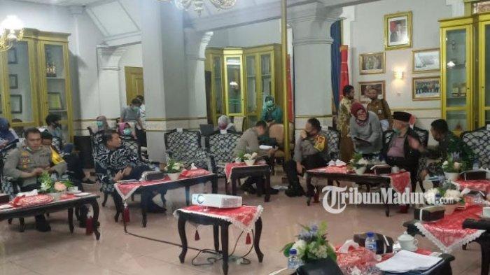 Sanusi Usulkan Penerapan PSBB di Kabupaten Malang Parsial, Hanya 14 Kecamatan yang Masuk Zona Merah