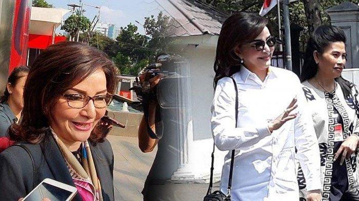 Sosok Tetty Paruntu, Kader Golkar yang Dipanggil ke Istana Presiden Bersama Para Calon Menteri