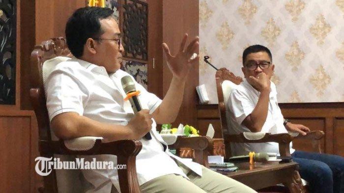 Helmy Yahya Bakal Undang Bupati Pamekasan Baddrut Tamam di Podcast untuk Bahas Potensi Daerah