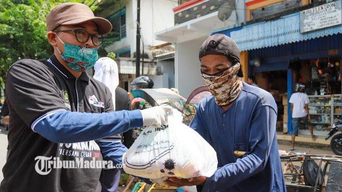 Dampak Perpanjangan PPKM, Pemkab Pamekasan Berencana Beri Bantuan Beras Khusus untuk PKL