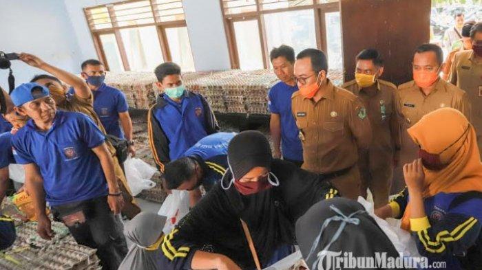 Forum Becak dan Ojek Terdampak Covid-19 akan Mendapat Bantuan 1490 Paket Sembako dan Uang Tunai
