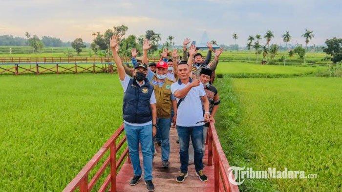 Bupati Pamekasan Pantau Potensi Desa di Kecamatan Pakong, Kembangkan Kebun Alpukat dan Desa Wisata