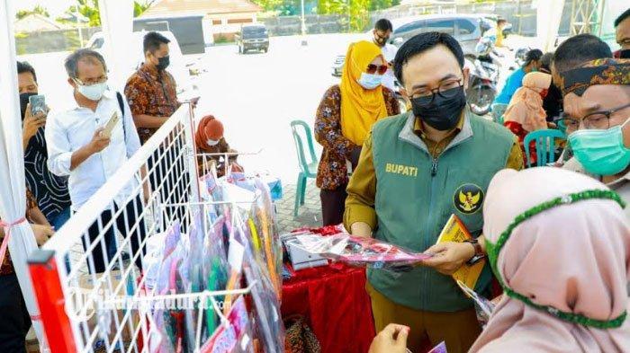 Rencana Launching Sentra PKL Terbesar di Pamekasan, Diresmikan Bersamaan Hari Jadi Pamekasan ke-491