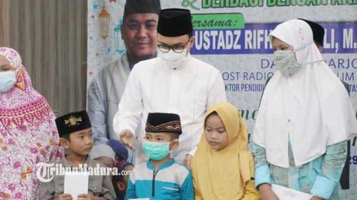 Ramadan 2021, Bupati Pamekasan Baddrut Tamam Ajak Warganya Bersyukur: Nikmat Kita akan Ditambah