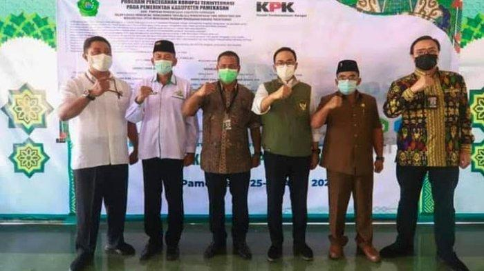Komitmen Bupati Pamekasan di Hadapan KPK: Jalankan Pemerintahan yang Bersih dan Bebas dari Korupsi