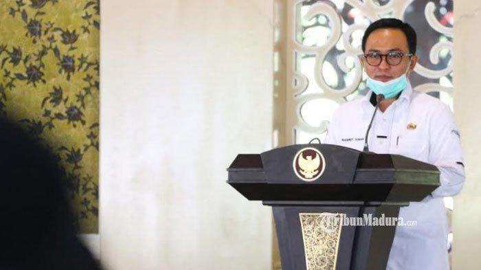 Takmir Masjid di Pamekasan Diminta Ikut Andil Umumkan PPKM Darurat, Cegah Penularan Covid-19
