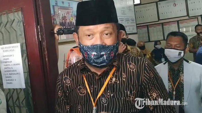 Bupati Ponorogo, Ipong Muchlissoni, Kamis (17/9/2020).
