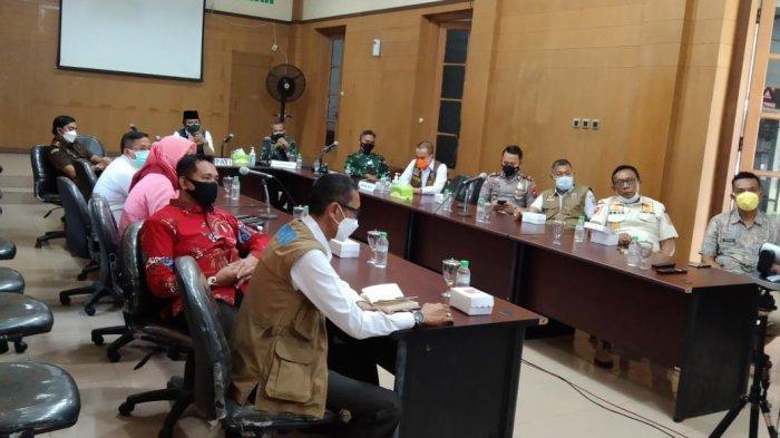 3 Hari Berturut-turut Bangkalan Catat 456 Kasus Baru Covid-19, Pemkab Siapkan 100 Ribu Paket Bantuan