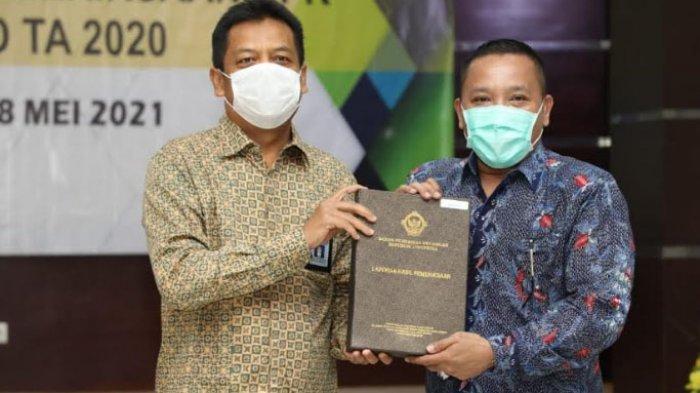 Pemerintah Kabupaten Sampang Raih Opini WTP Tiga Kali Beruntun dari Badan Pemeriksa Keuangan RI