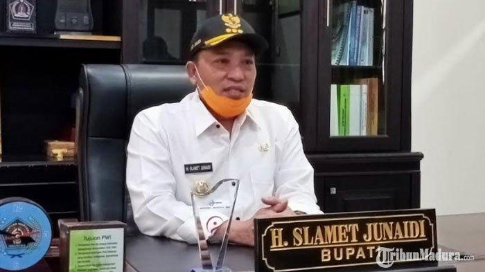Bupati Sampang Tak Batasi Pelaksanaan Salat Idul Fitri Berjemaah,Ingatkan soal Protokol Kesehatan