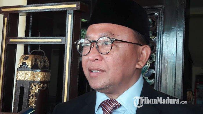 Bupati Sumenep Abuya Busyro Karim Puji Kinerja TNI/Polri AtasPengamanan Pelantikan Jokowi-Maruf