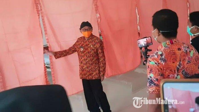 Pemkab Sumenep Siapkan Ruangan Khusus di Gedung Islamic Center untuk Tangani Pasien Covid-19