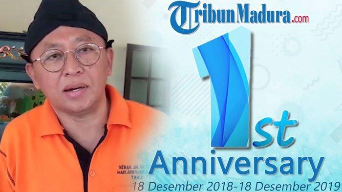 Bupati Sumenep: Selamat Ulang Tahun TribunMadura.com, Semoga Makin Bisa Mengembangkan Potensi Lokal
