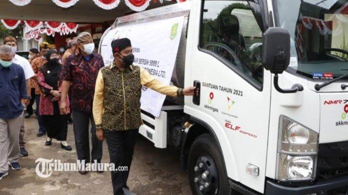 Pemkab Sumenep Bakal Menyiagakan Truk Tangki di Wilayah Kepulauan, Antisipasi Bencana Kekeringan