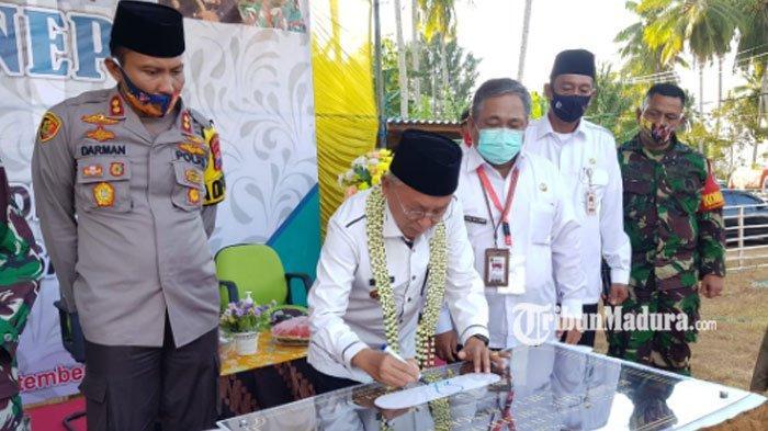 Pembangunan RSUD Abuya Kangean, Sumenep Masih Butuh Suntikan Dana Rp 31 Miliar untuk Tahun 2021