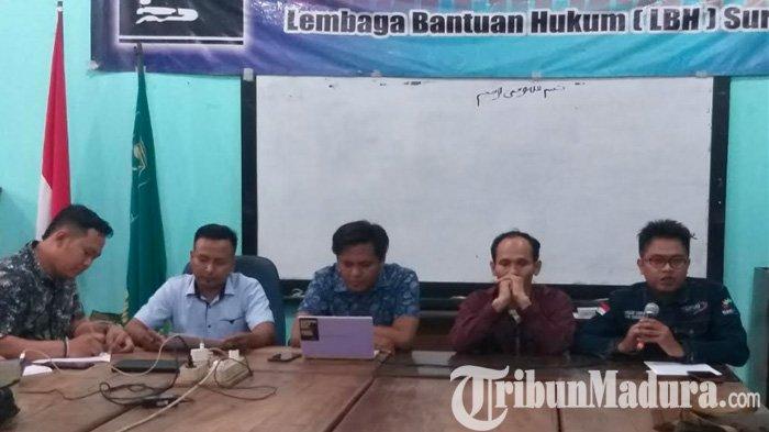 Tolak Revisi UU Ketenagakerjaan, 5000 Buruh Besok Geruduk Gedung DPRD Jatim