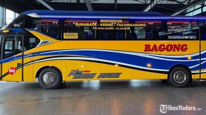Bus Bagong Luncurkan