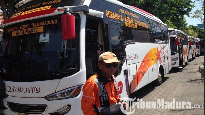 Bus Bagong Tulungagung - Surabaya Murah Lewat Jalan Tol Resmi Diluncurkan, 4 Armada Gratis Disiapkan