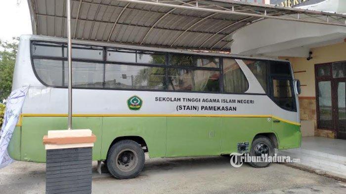 Didemo Mahasiswa, Rektor IAIN Madura Janji Anggarkan Pembelian Bus Kampus dan Mobil Kesehatan Baru