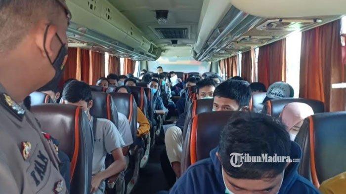 Modus Sopir Bus Antarkan Pemudik ke Ponorogo, Ngaku Bawa Rombongan Karyawan untuk Keperluan Kerja