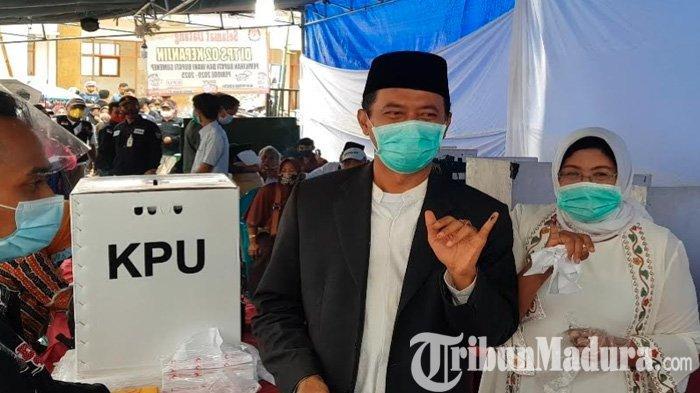 Hasil Pilkada Sumenep 2020 - Fattah Jasin Cabup Sumenep Raih 159 Suara, Menang Telak di TPS Sendiri