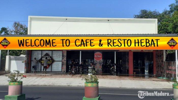 Cafe dan Resto Hebat Tempat Nongkrong Baru di Pamekasan, Cukup Bawa Rp 15 Ribu Bisa Makan Sepuasnya