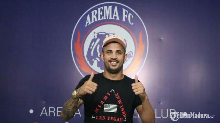 Lawan PS Tira Persikabo pada Laga Pembuka Piala Menpora 2021, Arema FC Dipastikan Tanpa Caio Ruan