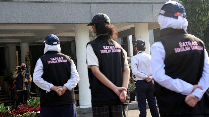 Seorang Siswa SD di Surabaya Positif Covid-19, Pemkot Pastikan Bukan dari Klaster PTM Melainkan Ini