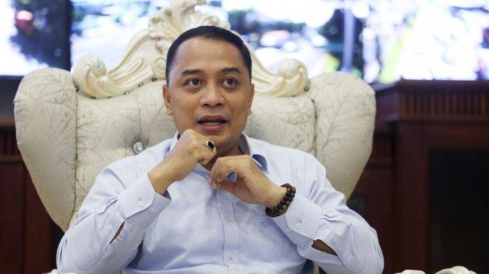 Ada 209 Atlet Surabaya Berangkat ke PON XX Papua, Wali Kota Surabaya Eri Cahyadi Targetkan Ini