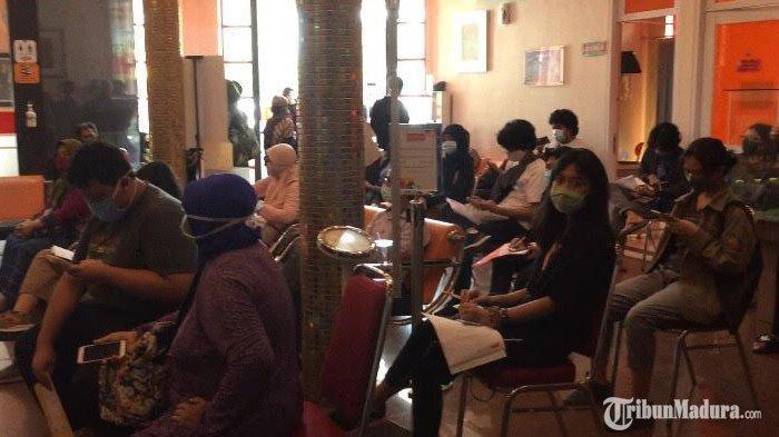 Laboratorium Klinik di Surabaya Dipenuhi Peserta UTBK SBMPTN 2020 yang Rapid Test atau Tes Swab