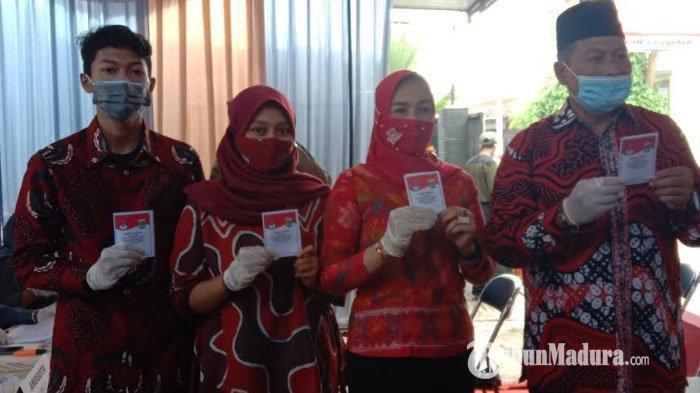 Hasil Pilkada Malang 2020 di TPS Tunjungtirto: Sanusi - Didik Gatot Subroto Unggul Telak 197 Suara