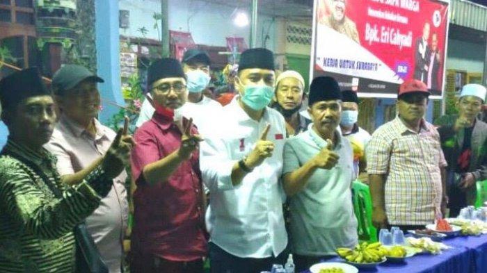 Warga Madura di Surabaya Berikan Dukungan Penuh untuk Eri Cahyadi - Armuji Lewat Acara Tok Otok