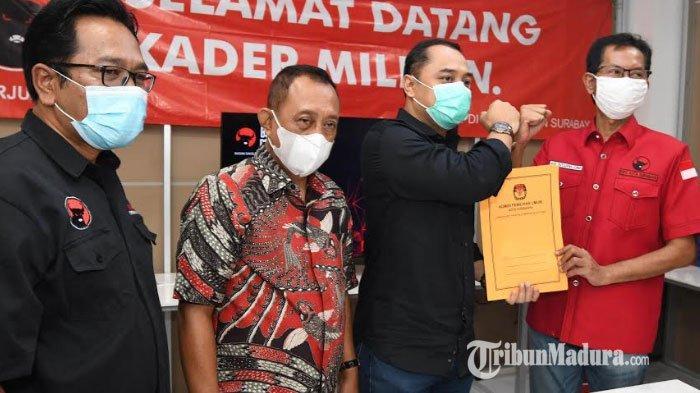 Eri Cahyadi Menang di Rekap KPU: Terima Kasih Warga Surabaya, Mari Bekerjasama Bangun Kota Pahlawan!