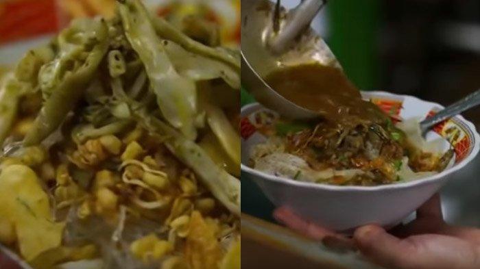 Campor Lorjuk, Kuliner Khas Madura yang Ada di Film Aruna dan Lidahnya, Bentuknya Mirip dengan Soto