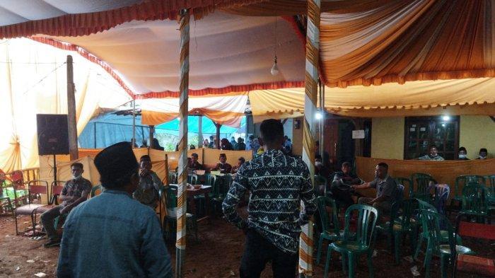Polisi Bubarkan Acara Musik Elekton Campursari di Rumah Warga Kecamatan Ngrayun, Ponorogo