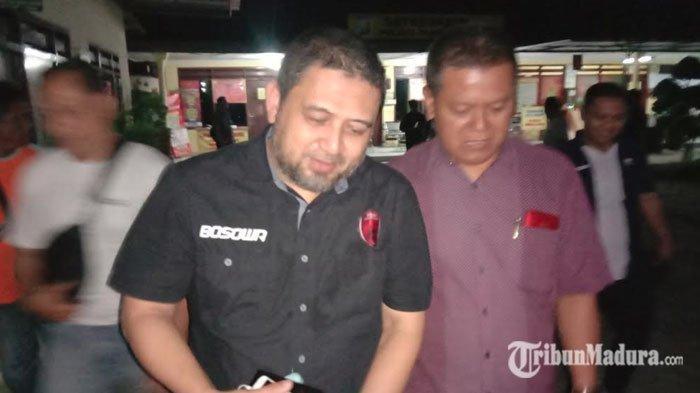 Oknum Official PSM Makassar yang Diduga Membawa Senjata Api, CEO PSM Sebut Serahkan Prosedur ke PSSI